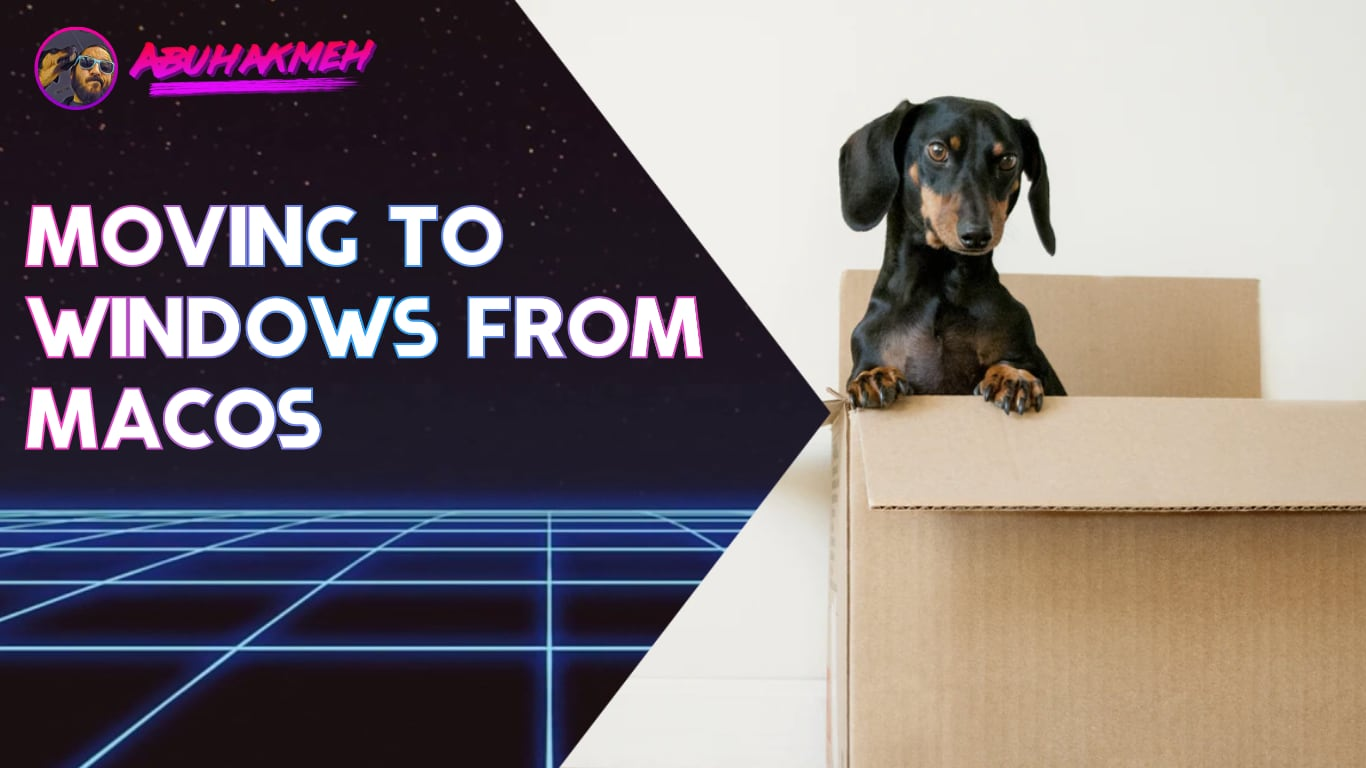 A Software Developer's Guide: Moving To Windows From macOS