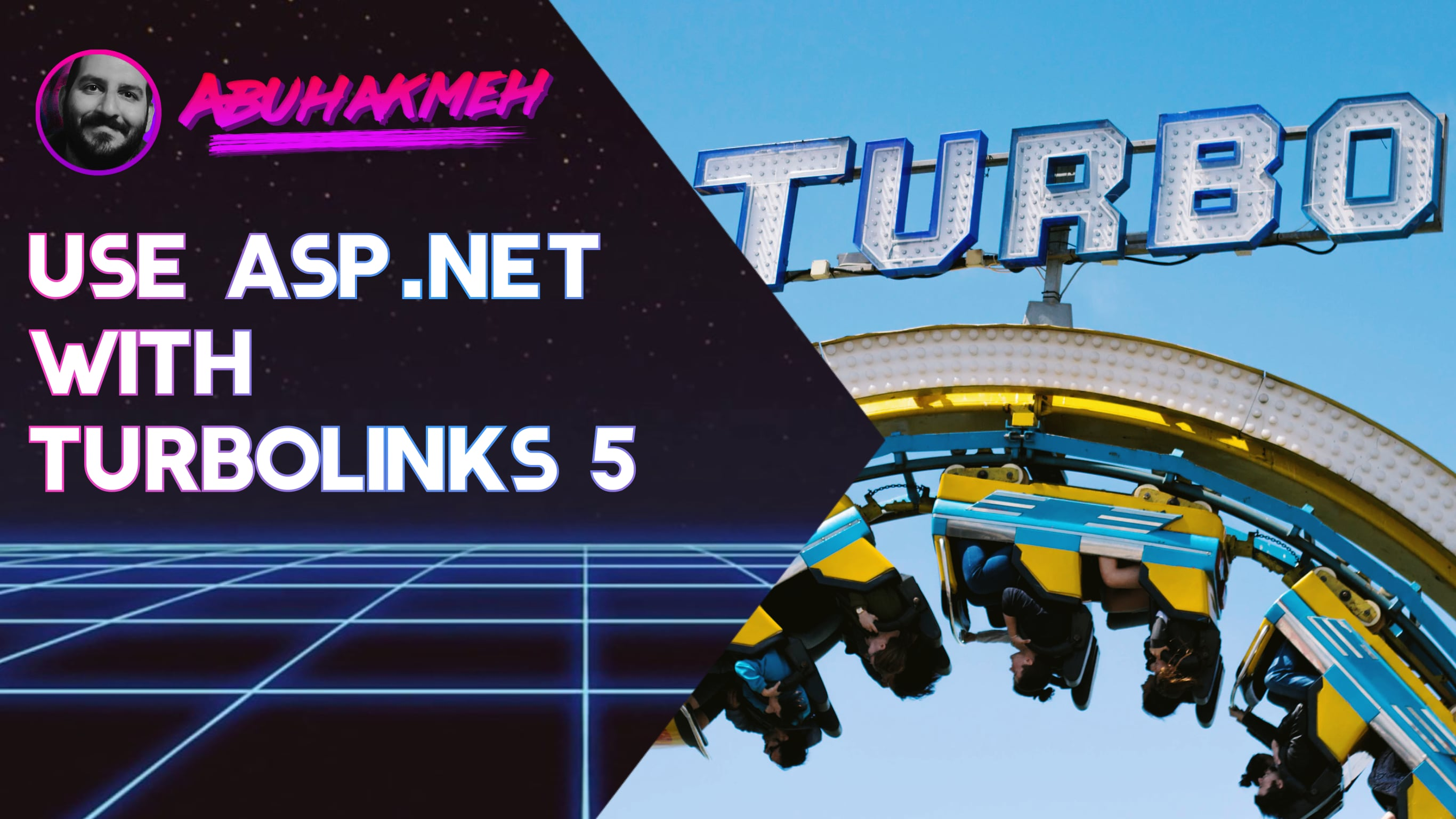 Use ASP.NET With Turbolinks 5