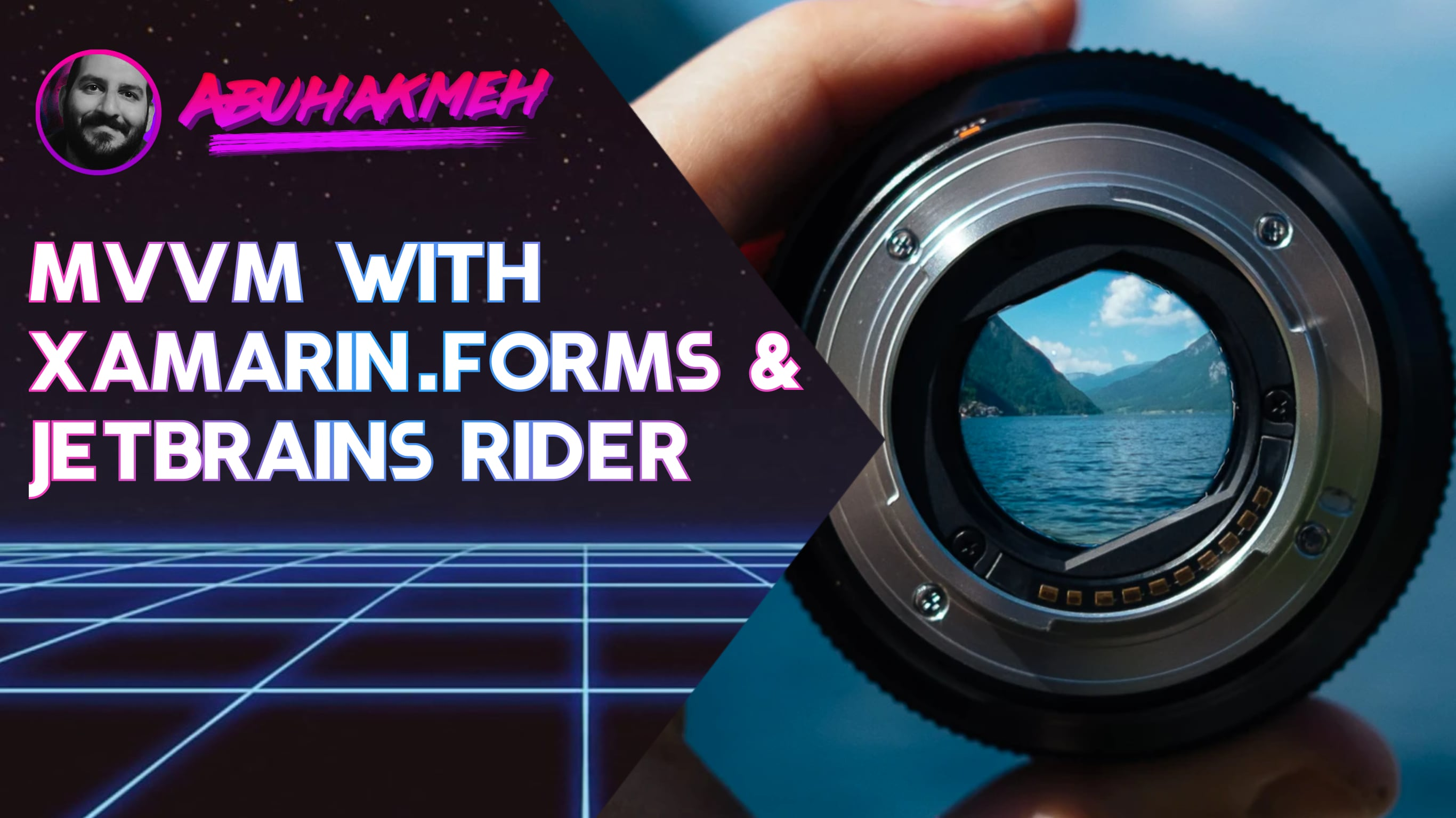 MVVM With Xamarin.Forms and JetBrains Rider
